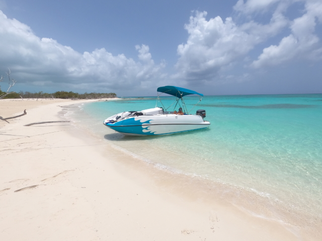 Turks and Caicos best beach