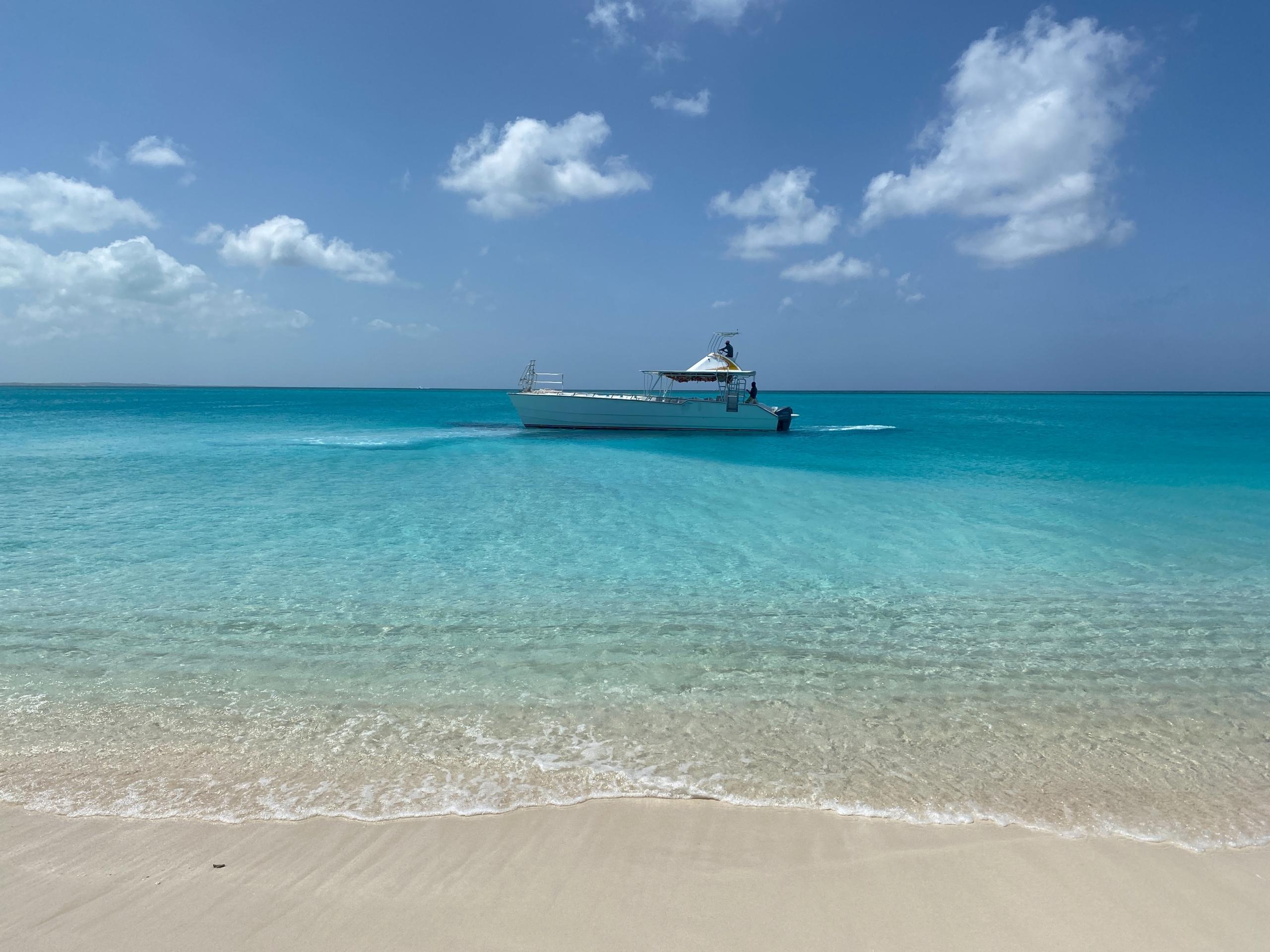 Ocean Magic Catamaran